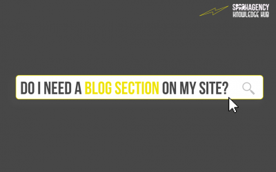 Do I Need A Blog Section On My Website?