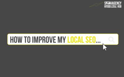 Local SEO: Improving Local Ranking